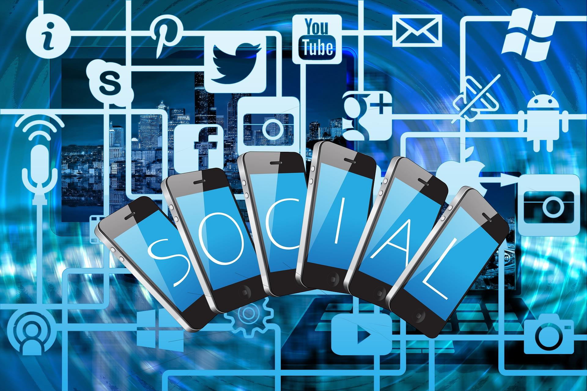 Social Media Strategies To Help Your Business