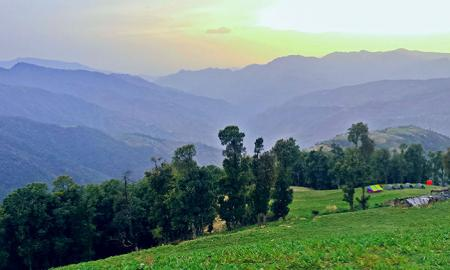 Nag Tibba: A Perfect Weekend Getaway From Delhi!!