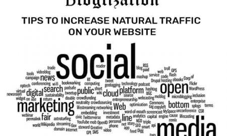 Tips To Increase Natural Traffic On Your Website