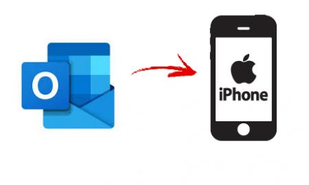 How to Transfer Contacts from PST to iPhone? - 2 Top Best Methods